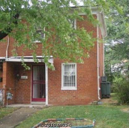 5602 Blaine St NE, Washington, DC 20019