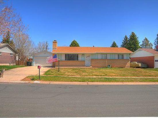 4127 Edwinstowe Ave, Colorado Springs, CO 80907