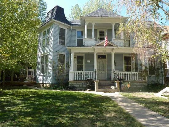 212 S 4th St, Raton, NM 87740