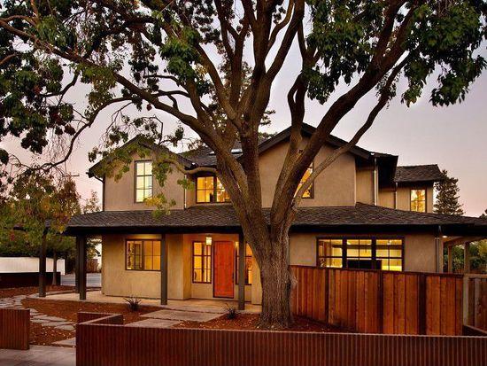3798 Laguna Ave, Palo Alto, CA 94306