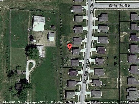 3422 Brandenburg Blvd, Indianapolis, IN 46239