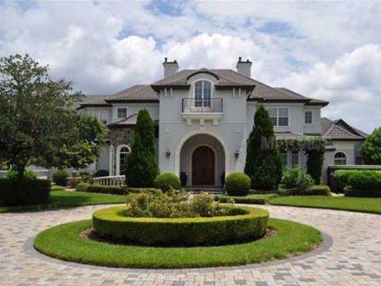11133 Bridge House Rd, Windermere, FL 34786