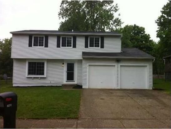 10313 Starhaven Cir, Indianapolis, IN 46229