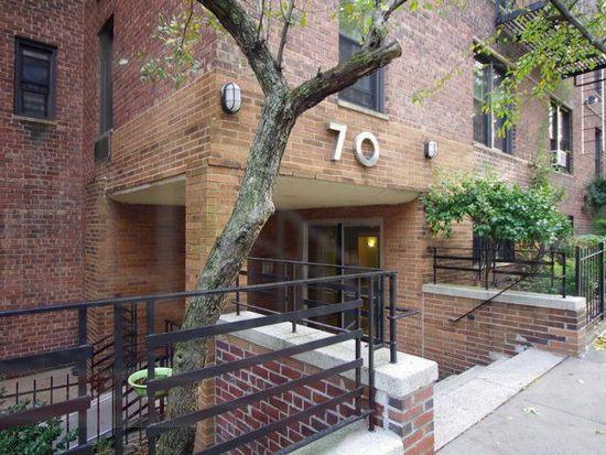 70 Park Ter E APT 6K, New York, NY 10034
