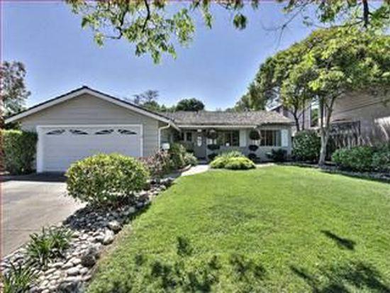 1544 Brenner Way, San Jose, CA 95118