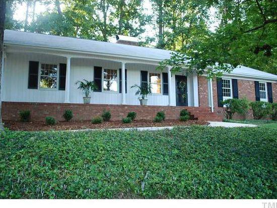 3312 Fairhill Dr, Raleigh, NC 27612
