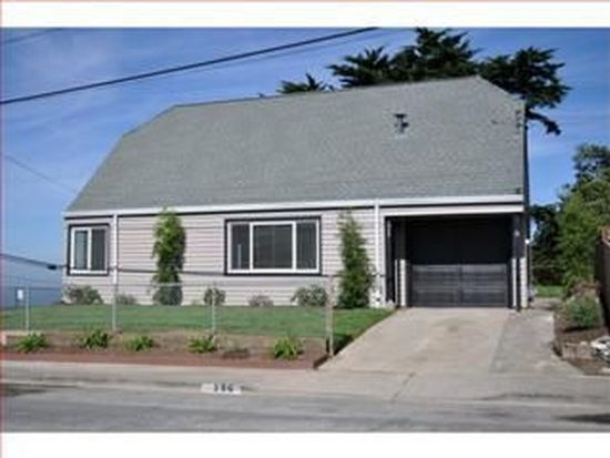 396 Heathcliff Dr, Pacifica, CA 94044