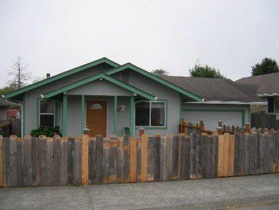 2270 Thiel Ave, Mckinleyville, CA 95519