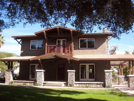 1210 N Sierra Bonita Ave, Pasadena, CA 91104