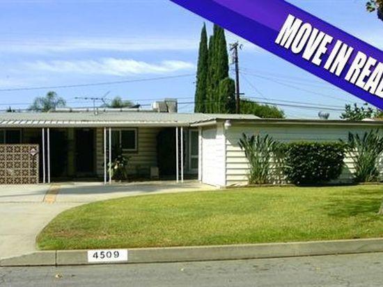4509 N Heathdale Ave, Covina, CA 91722