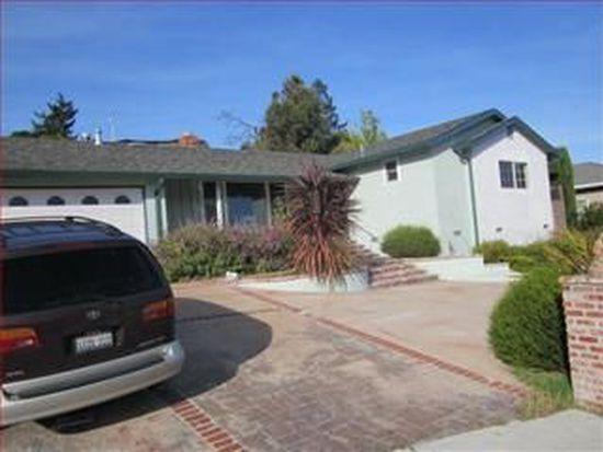 2626 Prindle Rd, Belmont, CA 94002