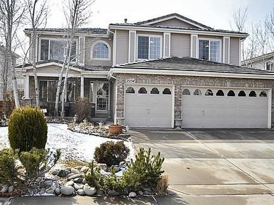 2254 Cactus Bluff Ave, Highlands Ranch, CO 80129