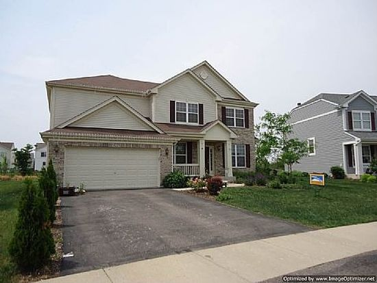 9225 Buckingham Ct, Huntley, IL 60142