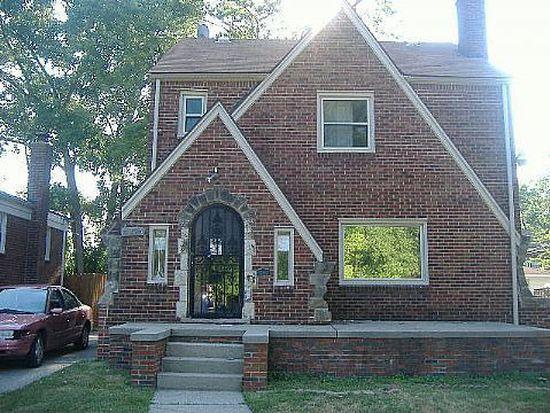 13915 Rosemont Ave, Detroit, MI 48223