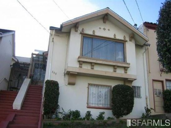 555 44th Ave, San Francisco, CA 94121