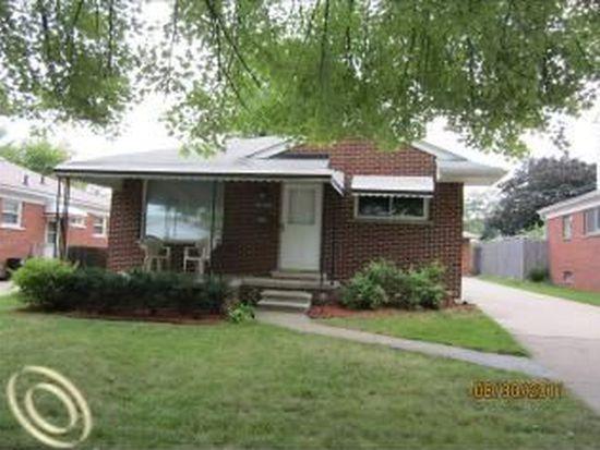 6156 N Waverly St, Dearborn Heights, MI 48127