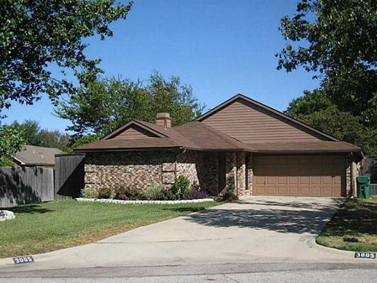 3005 Mistywood Ln, Denton, TX 76209