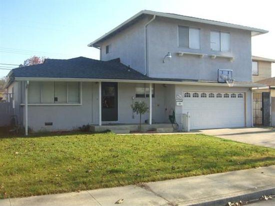 4723 Mangrum Dr, Santa Clara, CA 95054