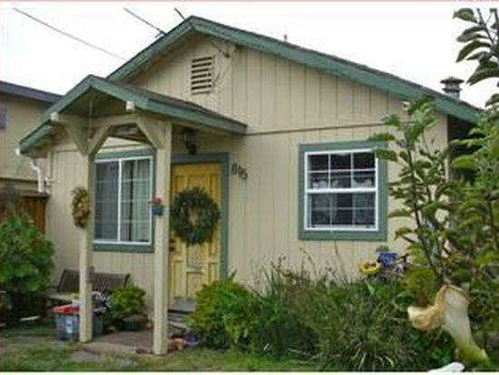 815 24th Ave, Santa Cruz, CA 95062