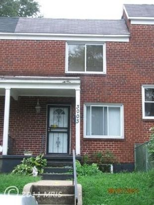 3003 Piedmont Ave, Baltimore, MD 21216