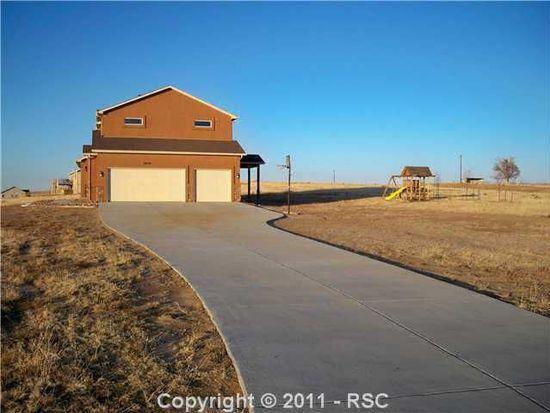 14750 Blue Rd, Colorado Springs, CO 80929