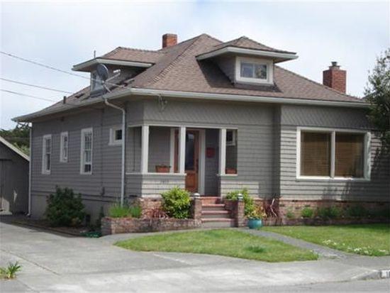1611 West Ave, Eureka, CA 95501