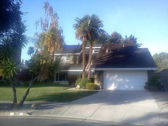 1822 Schooldale Dr, San Jose, CA 95124