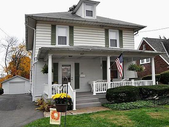 465 Roslyn Ave, Glenside, PA 19038