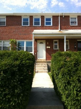 6945 Blanche Rd, Baltimore, MD 21215