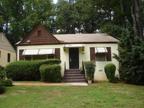 1721 Venetian Dr SW, Atlanta, GA 30311
