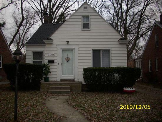 18432 Fielding St, Detroit, MI 48219