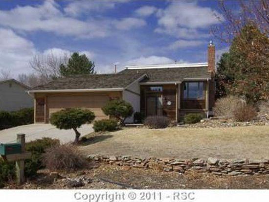 6392 Mesedge Dr, Colorado Springs, CO 80919