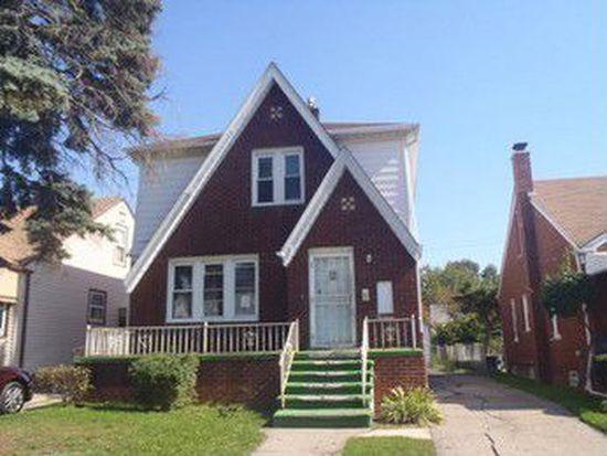 19200 Moenart St, Detroit, MI 48234