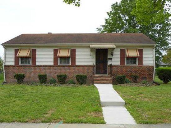 721 Akron St, Richmond, VA 23222