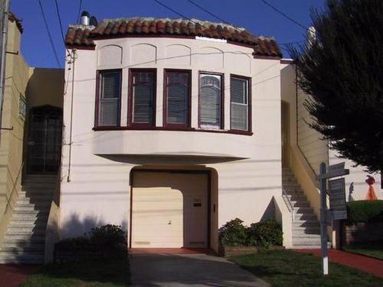 560 Arch St, San Francisco, CA 94132