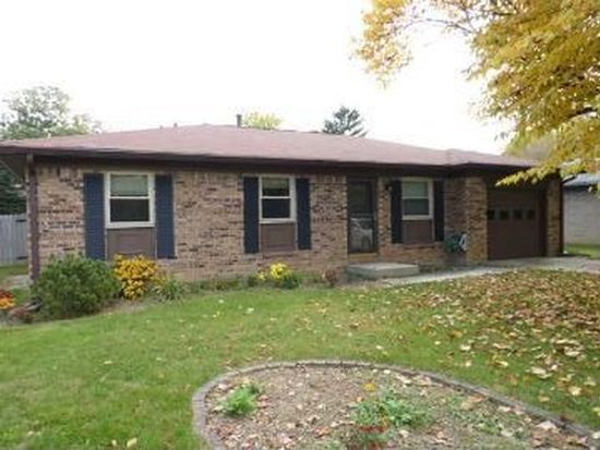 1807 N Mitthoeffer Rd, Indianapolis, IN 46229