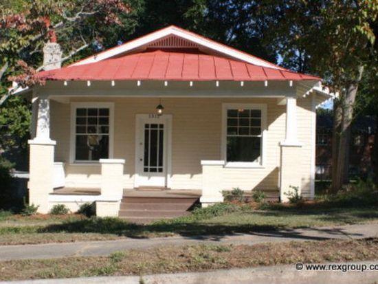 1312 Milledge Rd, Augusta, GA 30904