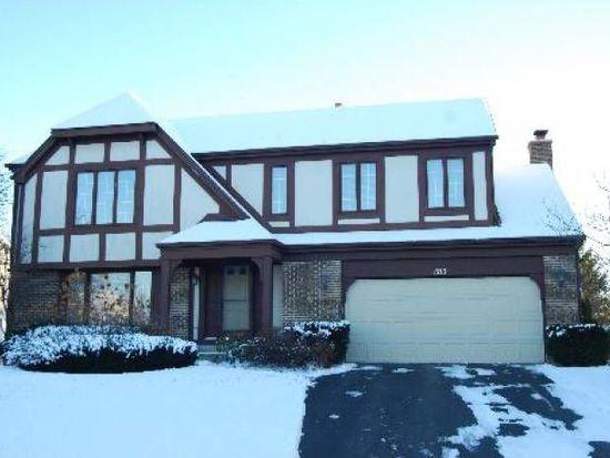 1213 Silver Pine Dr, Hoffman Estates, IL 60010