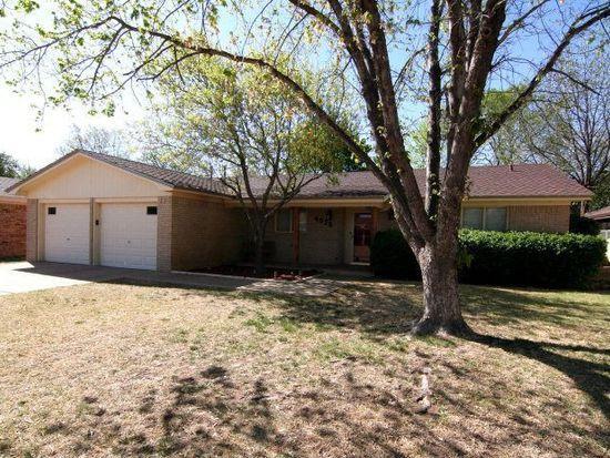 4525 77th St, Lubbock, TX 79424