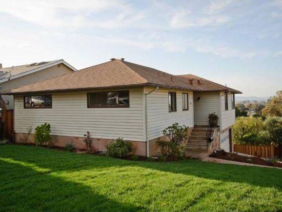 210 Malcolm Ave, Belmont, CA 94002