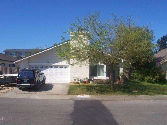 407 Robles Way, Vallejo, CA 94591