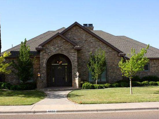 4802 103rd St, Lubbock, TX 79424