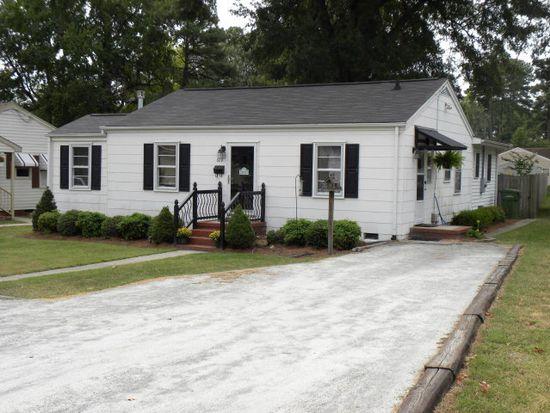 609 Raleigh Dr, Roanoke Rapids, NC 27870