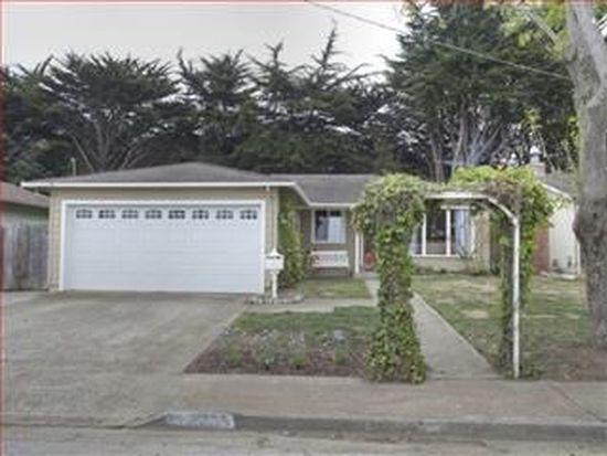 1259 Hermosa Ave, Pacifica, CA 94044
