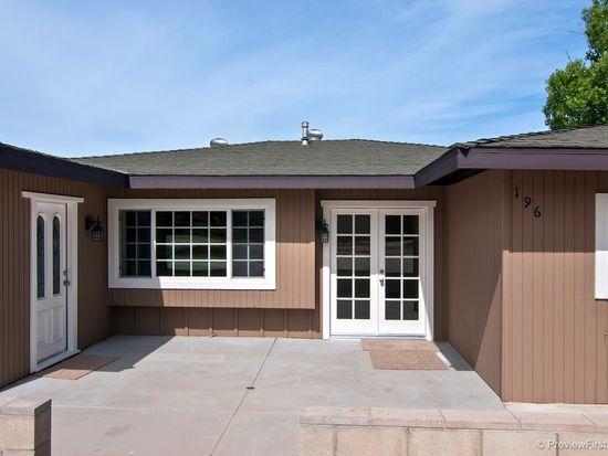 196 Sawday Rd, Ramona, CA 92065