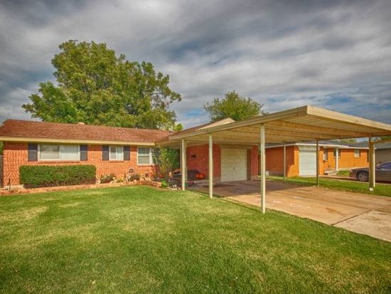 809 Arnold Ave, Moore, OK 73160