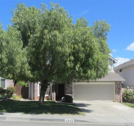2443 Vista Grande, Fairfield, CA 94534