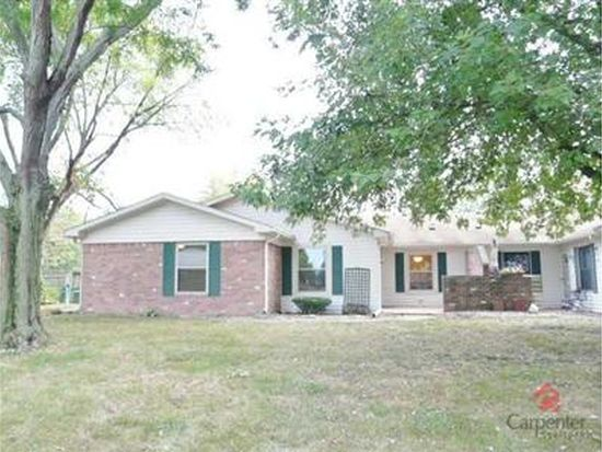 4327 Stratford Dr, Anderson, IN 46013