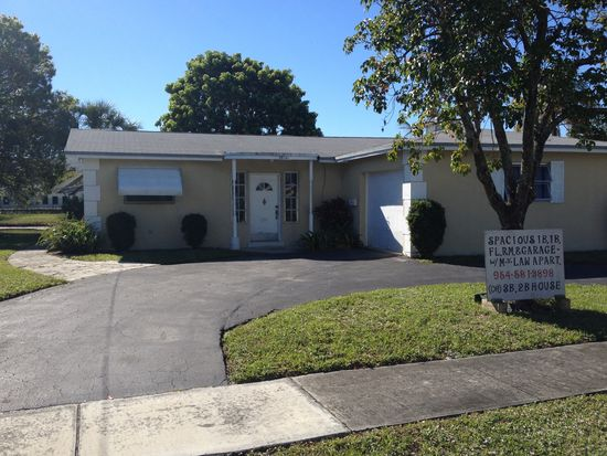 3321 NW 46th Ave, Fort Lauderdale, FL 33319