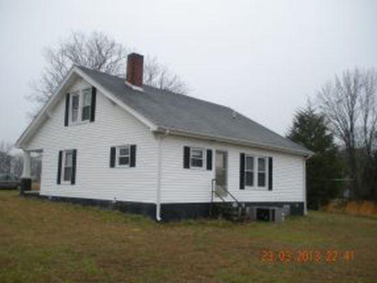 318 Rudd Ridge Rd, Yanceyville, NC 27379